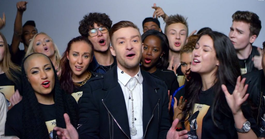 "Michael Jackson e Justin Timberlake juntos no clipe de ""Love Never Felt So Good"""