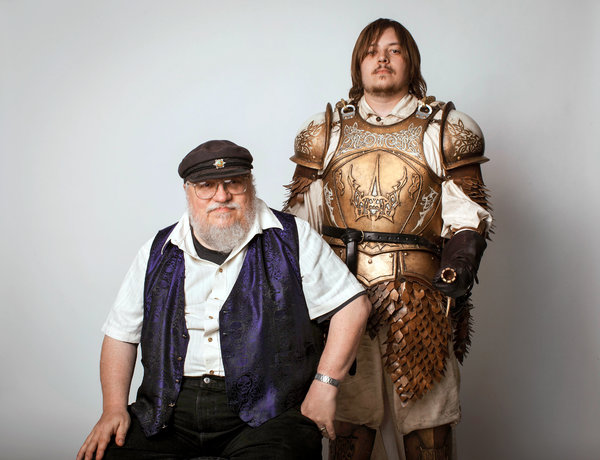 Entrevista de George R. R. Martin ao The New York Times