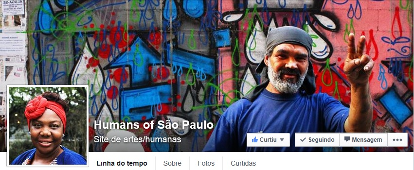 humans of sao paulo