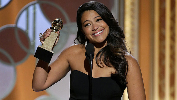 Gina Rodriguez, de 'Jane the Virgin', e a identidade cultural