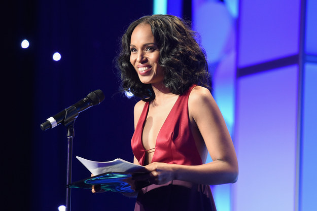 "Kerry Washington: ""Ser representada é ser humanizada"""