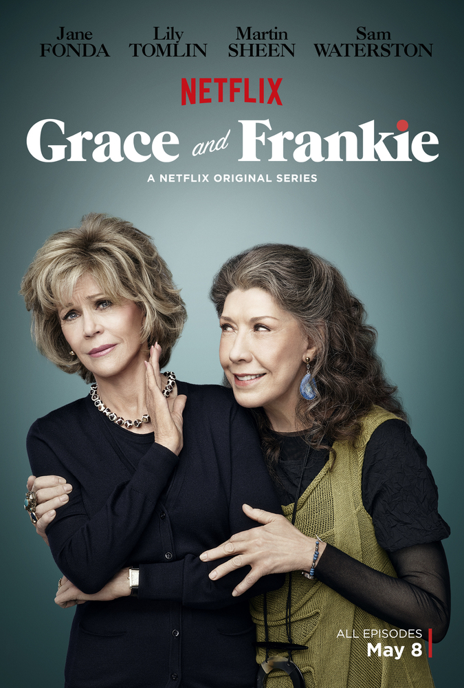 grace and frankie série netflix