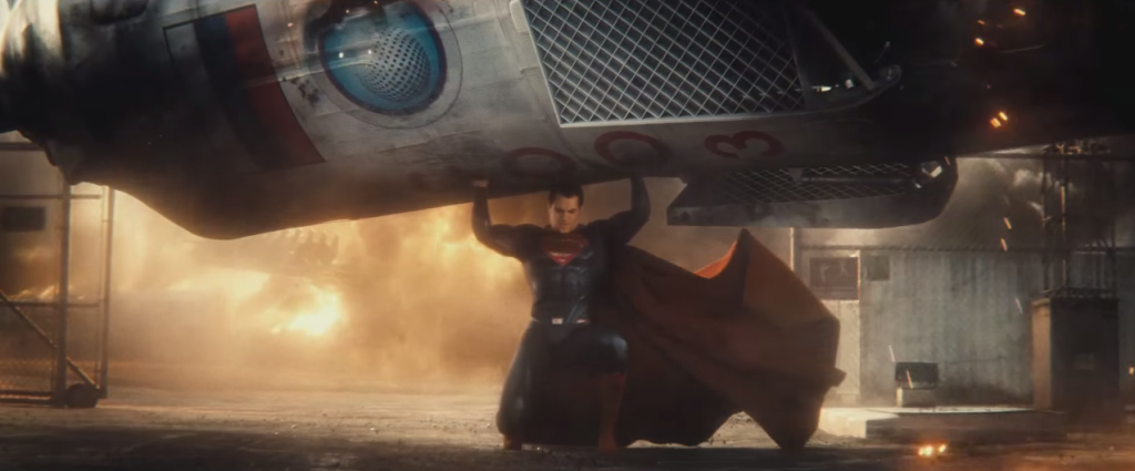 Batman Vs Superman ganha trailer destruidor
