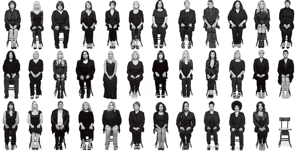 Por que é importante que as mulheres vítimas de Bill Cosby estampem a capa da 'New York Magazine'