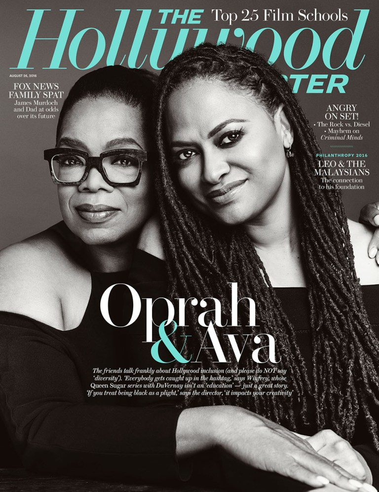 the-hollywood-reporter-ava-duvernay-oprah-winfrey