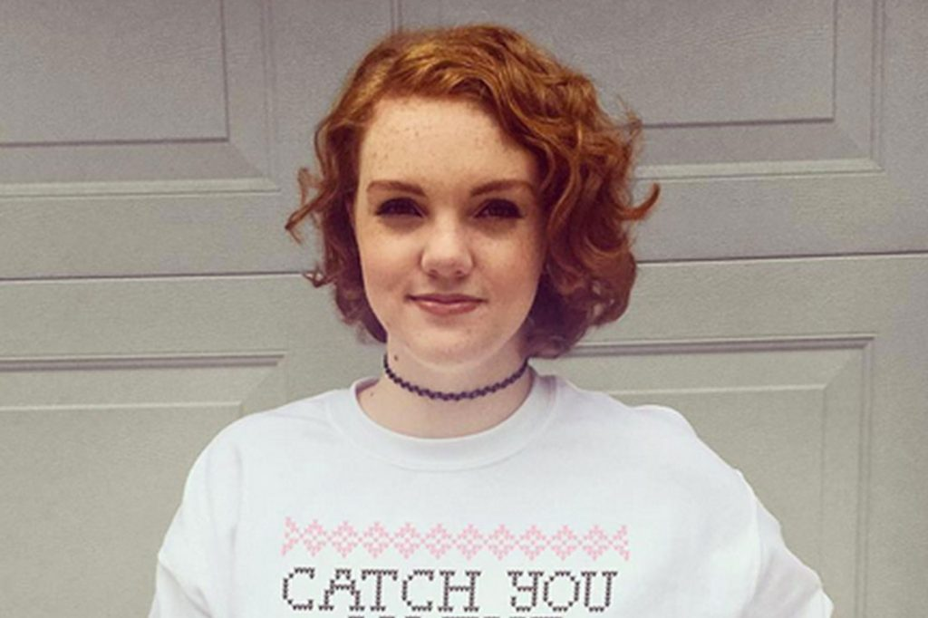 "Shannon Purser, a Barb de ""Stranger Things"", revelou ser bissexual"