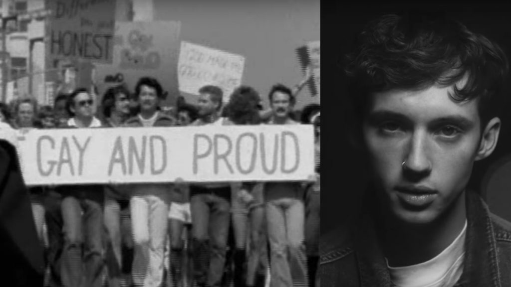 "Troye Sivan celebra a luta do movimento LGBT no clipe de ""Heaven"""