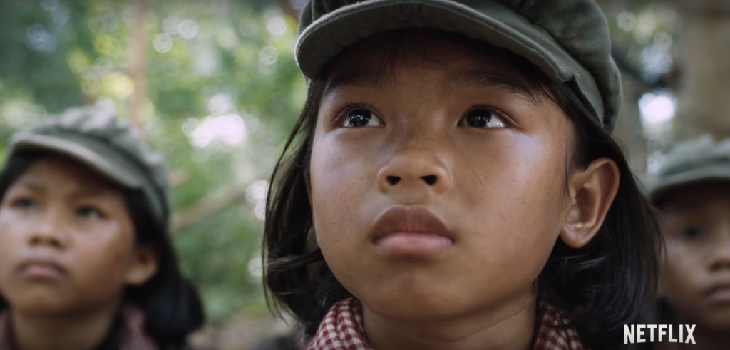 "O genocídio no Camboja é tema de ""First They Killed My Father"", filme dirigido por Angelina Jolie"